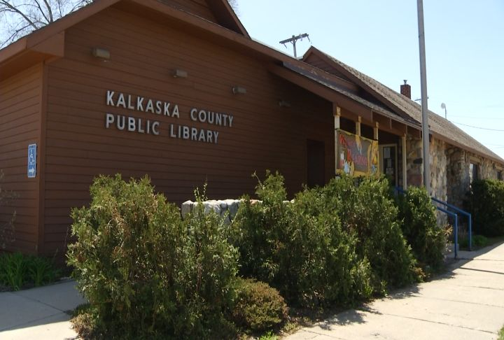 Photo of Kalkaska County Library