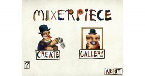 Mixerpiece