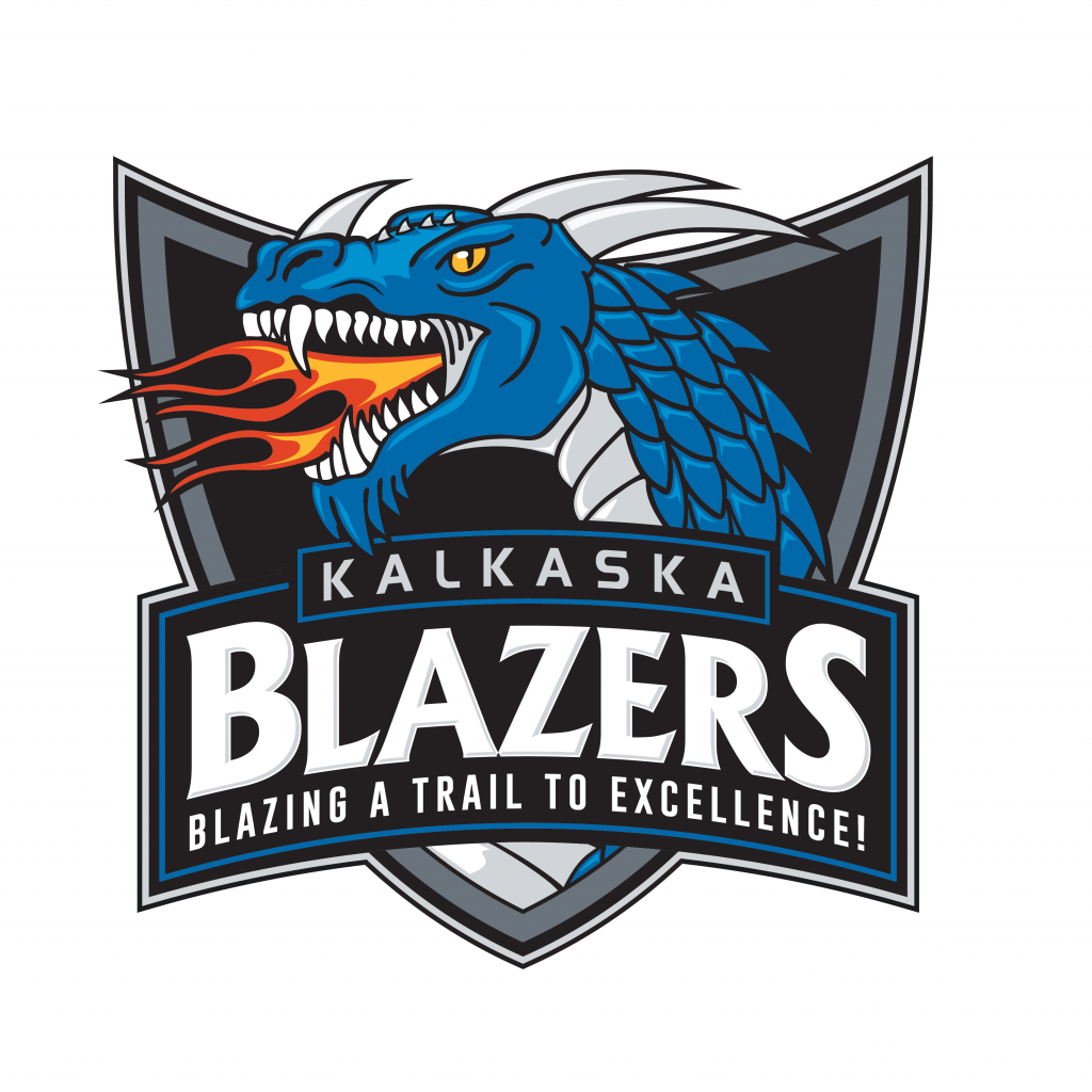 Kalkaska Blazers. Blazing a trail to excellence!