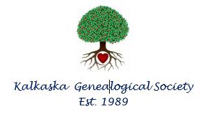 Kalkaska Genealogical Society, est. 1989
